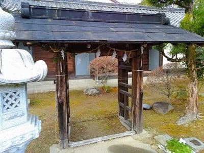 三宮社(愛知県奥田駅) - 手水舎の写真