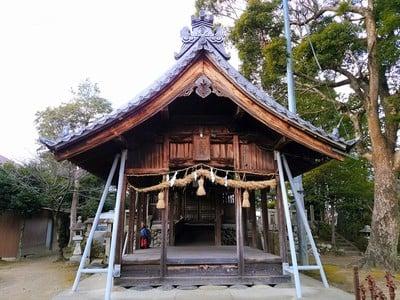 三宮社(愛知県奥田駅) - 本殿・本堂の写真