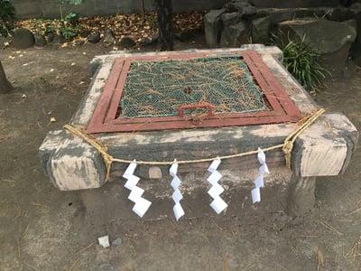 神奈川県山王神社の建物その他