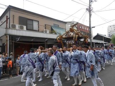 神奈川県山王神社の写真