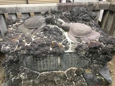 神奈川県古新宿龍宮神社の写真