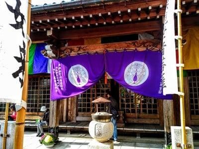 愛知県日出山 西福院(せんき薬師)の本殿