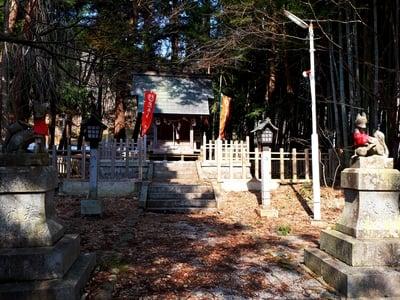 岩手県花巻温泉稲荷神社の建物その他