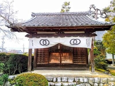 奥田山 安楽寺の末社