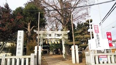 千葉県香取大神社の本殿