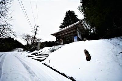 法王寺の写真
