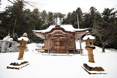 法王寺(島根県木次駅) - 本殿・本堂の写真