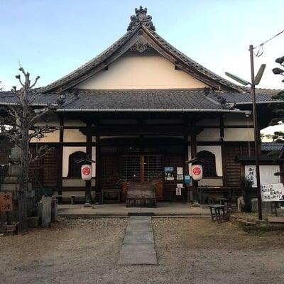 愛知県松應寺の本殿