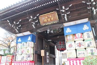 櫛田神社(福岡県祇園駅) - 山門・神門の写真