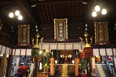 櫛田神社(福岡県祇園駅) - 本殿・本堂の写真
