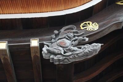 櫛田神社(福岡県祇園駅) - 芸術の写真