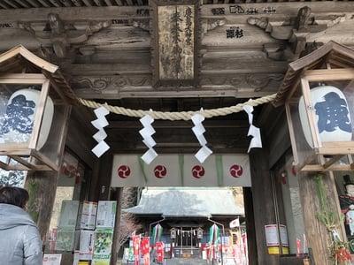 鹿嶋神社の山門