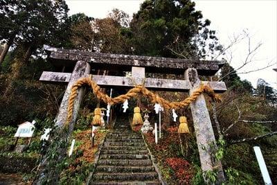 福榮神社の鳥居
