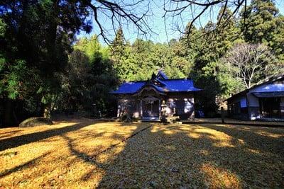 大石見神社(鳥取県)
