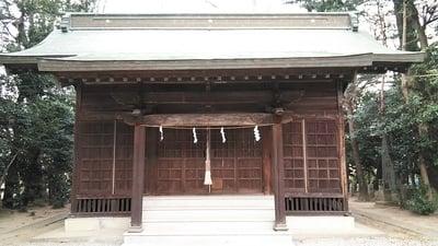 埼玉県富多神社の写真
