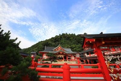 太鼓谷稲成神社(島根県津和野駅) - 未分類の写真