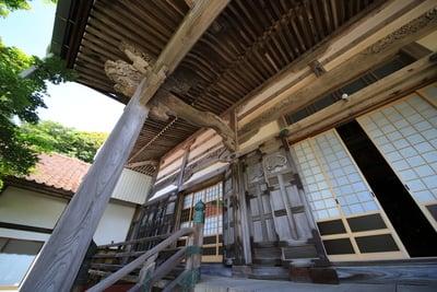 竜雲寺(島根県三保三隅駅) - 本殿・本堂の写真
