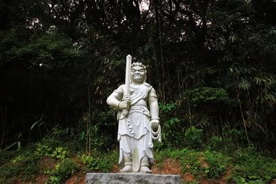 多陀寺(島根県下府駅) - 仏像の写真