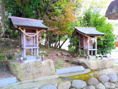 北野天神社(岐阜県鵜沼駅) - 末社・摂社の写真