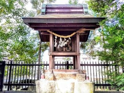 北野天神社(岐阜県鵜沼駅) - 本殿・本堂の写真