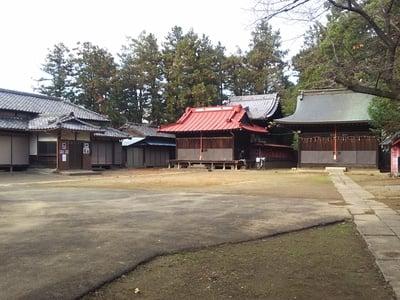 二ツ宮氷川神社の建物その他
