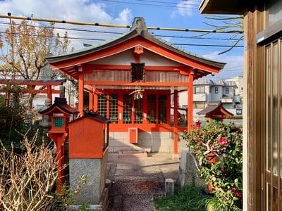 駒竹稲荷神社(兵庫県)