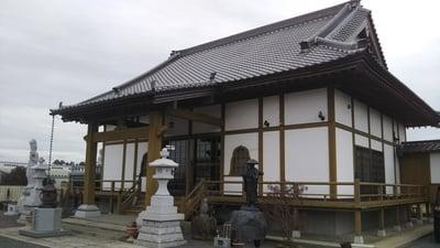 正福院の本殿