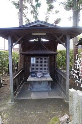長建寺(京都府中書島駅) - 地蔵の写真