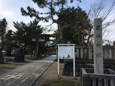 鹿嶋神社(富山県安野屋駅) - その他建物の写真