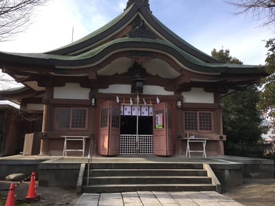 鹿嶋神社(富山県安野屋駅) - 未分類の写真
