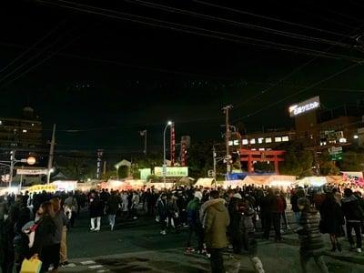 柳原蛭子神社のお祭り