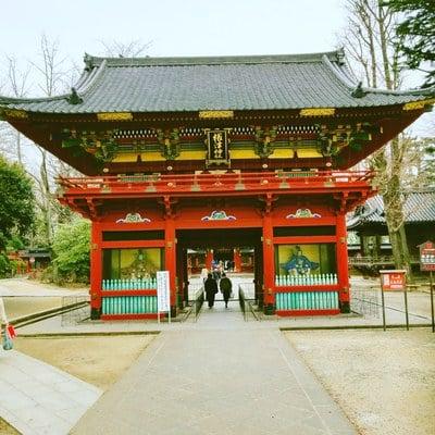 根津神社の建物その他