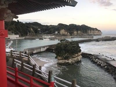 岩船地蔵尊(千葉県浪花駅) - 自然の写真