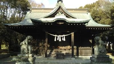 勝倉神社の本殿
