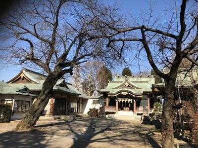 赤塚氷川神社の建物その他