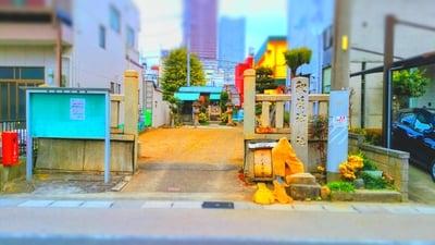 岐阜県秋葉神社の写真
