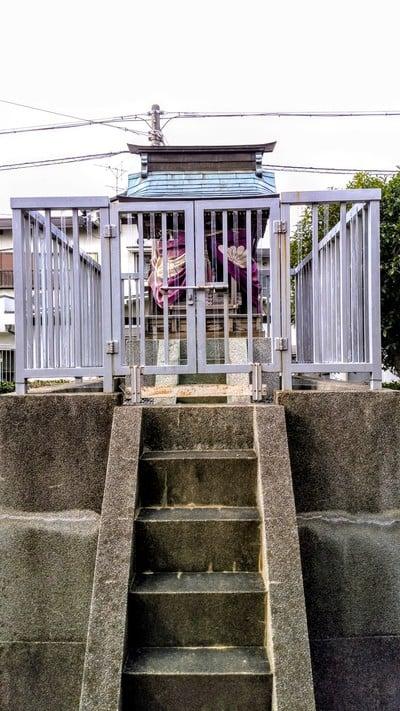 岐阜県阿賀多神社の本殿
