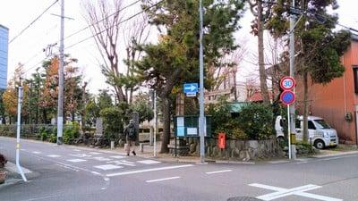 岐阜県阿賀多神社の周辺