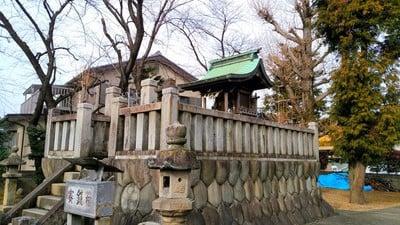 岐阜県菊地神社の写真