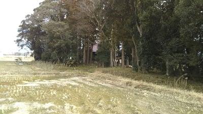 赤城鹿嶋神社の周辺