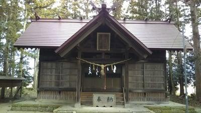 赤城鹿嶋神社(茨城県)