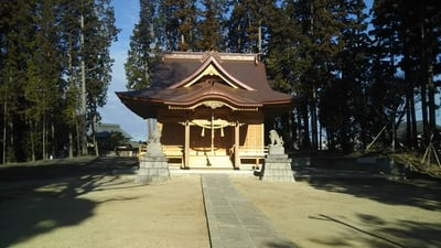 湫尾神社(茨城県)
