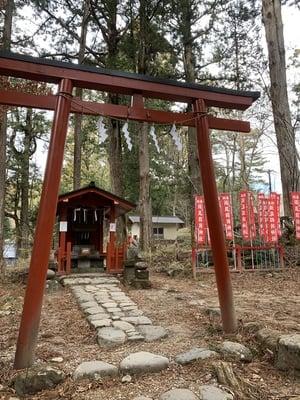 栃木県瀧尾神社(日光二荒山神社別宮)の本殿
