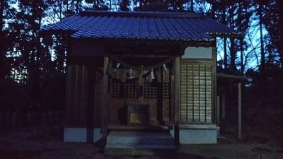 金砂神社の本殿