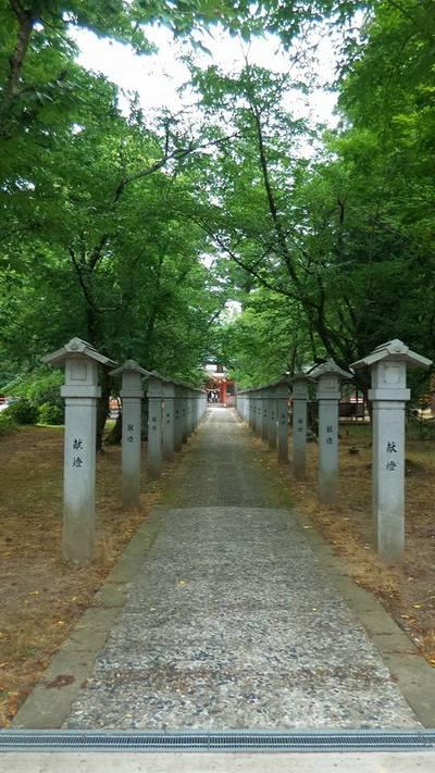出石神社(兵庫県国府駅) - その他建物の写真