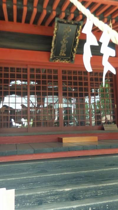 福島県都々古別神社【八槻】の本殿