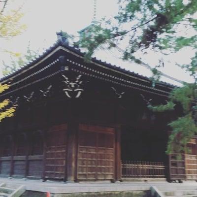 愛知県徳源寺の本殿