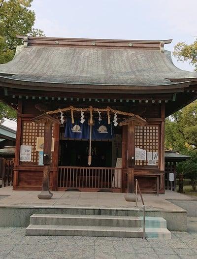 佐賀県龍造寺八幡宮の写真