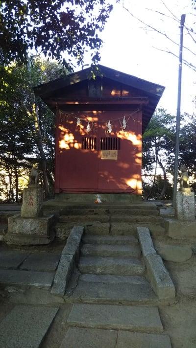 二ツ森稲荷神社の建物その他