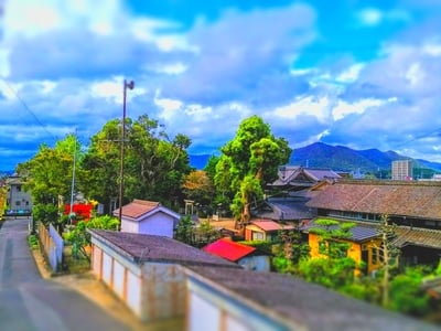 北野天神社の近くの神社お寺|村國真墨田神社